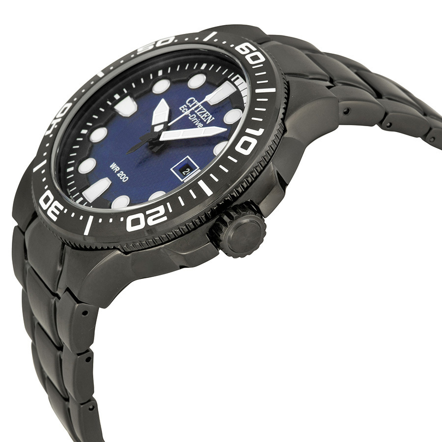 ★逆輸入★CITIZEN SCUBA FIN DIVERS ECO-DRIVE  BN0095-59L