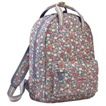 [Cath Kidston正規品] SMALL COTTON BACKPACK MEADOW DITSY BLUE