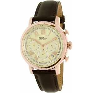 ★Fossil★ FS5103 Rose Gold Leather 腕時計 関税込★