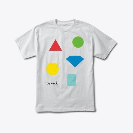 Diamond Supply Co. PRIMARY COLORS TEE
