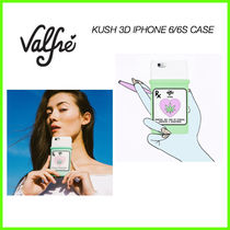 Valfre 人気ケース!VALFRE KUSH 3D IPHONE 6/6S CASE シリコン