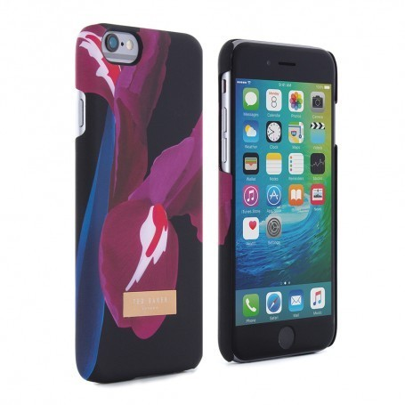 TED BAKER テッドベイカー Phone6/6S ケース Stencilled■K56