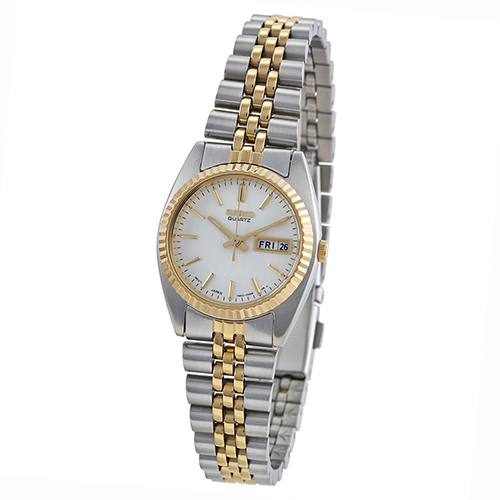 ★逆輸入・在庫★SEIKO Day Date Dress Ladies Watch SWZ054