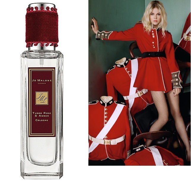 Jo Malone【30ml】ROCK THE AGES チューダー ローズ & アンバー