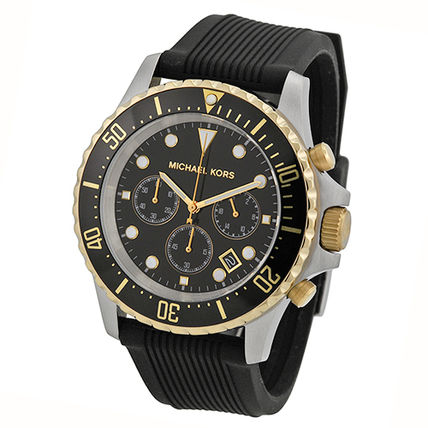 Michael Kors アナログ時計 【大人気】MICHAEL KORS Mens Watch MK8366(5)