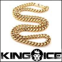 "Tyga愛用BR ""King Ice"" 10MM 14K MIAMI CUBAN CURB チェーン"