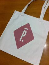 PIGALLE(ピガール) トートバッグ 国内発送◆ピガールPIGALLE トートバッグ◆ Pロゴ