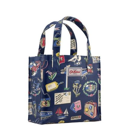 [Cath Kidston正規品] ブックバッグ BILLIE GOES ON HOLIDAY(S)