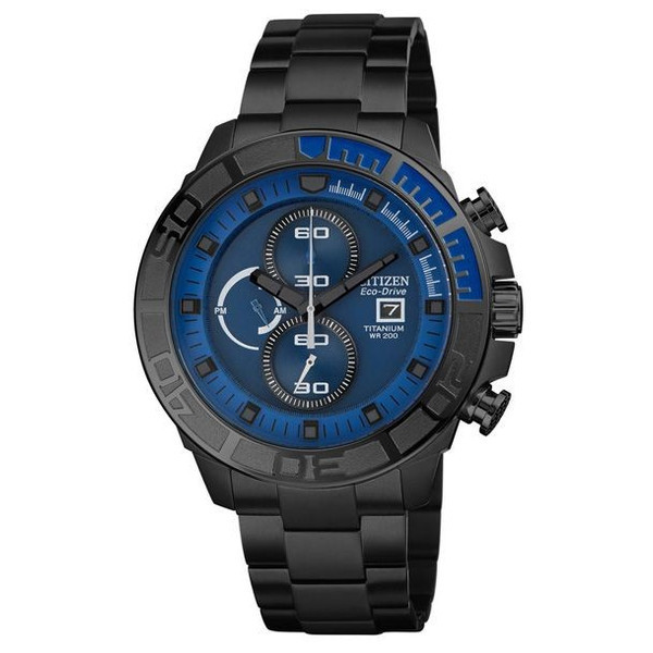 ★逆輸入★CITIZEN ECO-DRIVE CHRONOGRAPH MENS  CA0525-50L