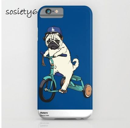 Society6★GALAXY& iPhoneケース ★Haters gonna hate LA