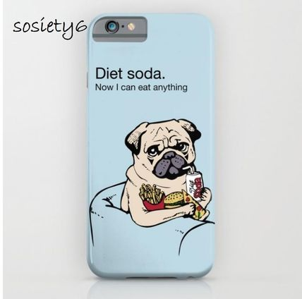 Society6★GALAXY& iPhoneケース ★Diet Soda