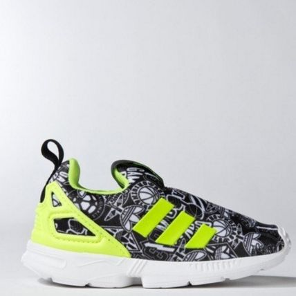 (アディダス) ADIDAS Kids Originals ZX FLUX 360 S75217
