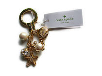 【返品可/国内発送】kate spade Uder the Sea Key Fobs