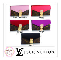 Louis Vuitton*モノグラム☆*PORTEFEUILLE PALLAS☆2つ折り財布