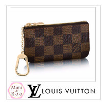Louis Vuitton*ダミエ☆*POCHETTE CLES☆コインケース