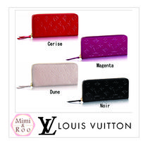 Louis Vuitton*ヴェルニ☆*PORTEFEUILLE CLEMENCE☆長財布