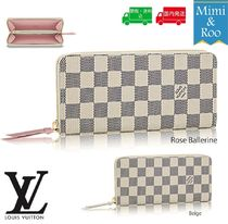 Louis Vuitton*アズール☆*PORTEFEUILLE CLEMENCE☆長財布