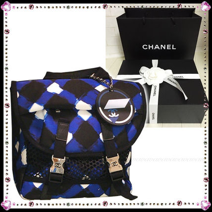16SS限定★CHANEL 絶対欲しい!!AIRLINES バッグパック