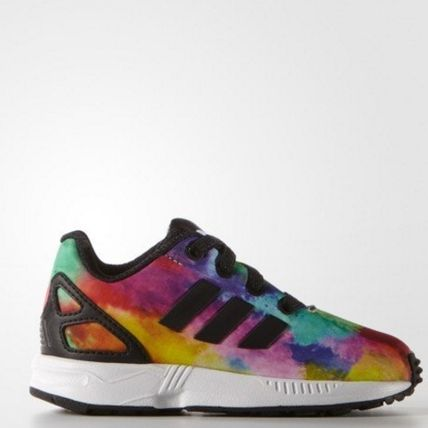 (アディダス) ADIDAS Kids Originals ZX FLUX EL I S74968