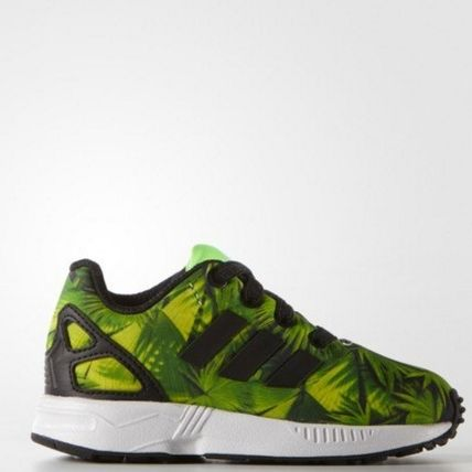 (アディダス) ADIDAS Kids Originals ZX FLUX EL I S74970
