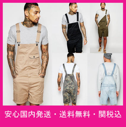 ASOS shorts mens overall * total