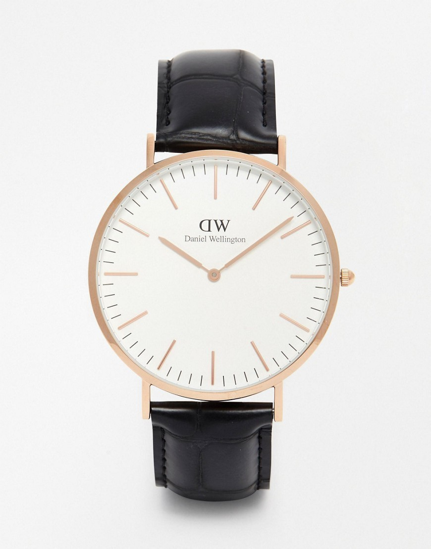 ☆大人気☆Daniel Wellington Classic Reading 40m 送料・関税込
