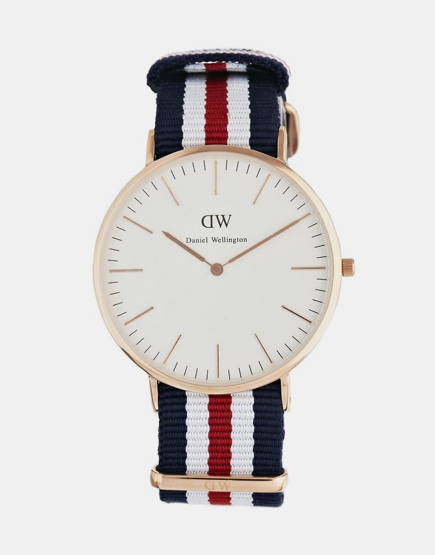 ☆大人気☆Daniel Wellington Canterbury 40mm Wat 送料・関税込