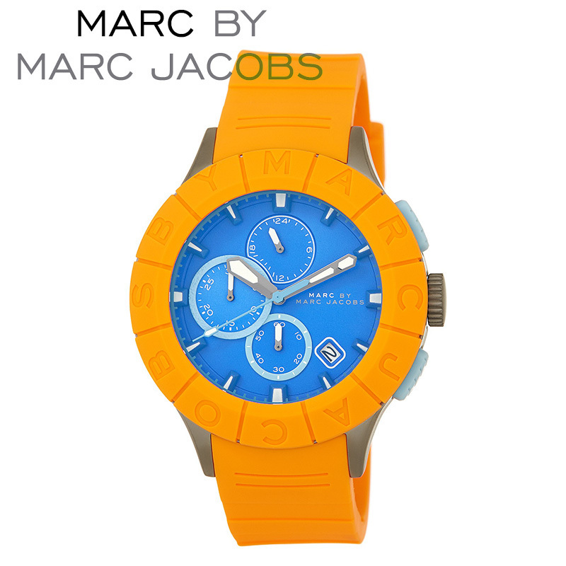 ♦Men's Buzz Track Silicone Chronograph Watch♦
