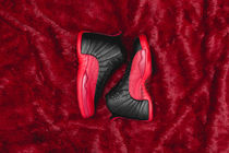 "明日発売☆完売必至☆Air Jordan 12 retro ""Flu Game""☆"