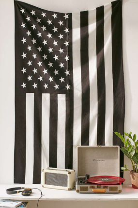 【UO】American Flag☆Tapestry