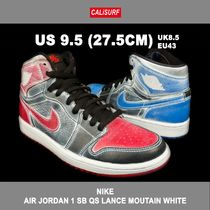 サイズ 27.5CM AIR JORDAN 1 SB QS LANCE MOUNTAIN WHITE