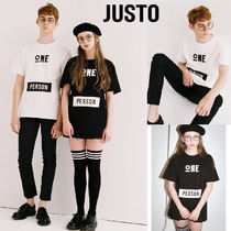stylewow日本未入荷★JUSTO ONEPERSON T-SHIRTS