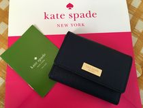 Kate Spade★Newbury Lane Holly★カード名刺入れ★ネイビー