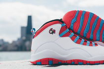 "★WMNS★[NIKE]Air Jordan 10 Retro GS""Chicago""【送料込】"