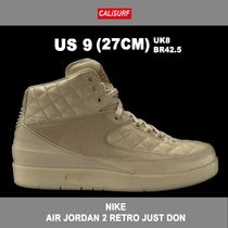 27CM スペシャルボックス AIR JORDAN 2 RETRO JUST DON BEACH
