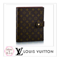 Louis Vuitton*☆モノグラム*COUVERTURE AGENDA GM*☆手帳