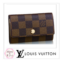 Louis Vuitton*☆ダミエ*MULTICLES 6☆*キーケース