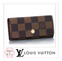 Louis Vuitton*☆ダミエ*MULTICLES 4☆*キーケース