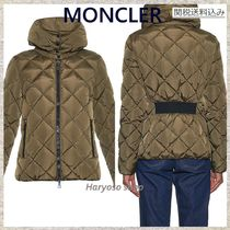 MONCLER(モンクレール) ダウンジャケット 国内発送VIP価格★MONCLER★Bourg quilted-down jacket