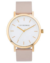 ORIGINAL UNISEX LEATHER WATCH - ROSE GOLD WHITE