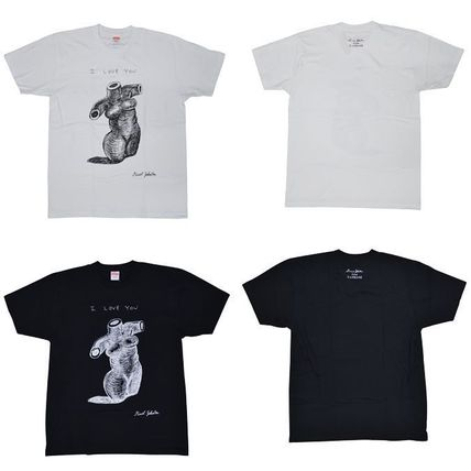 ☆国内即発送☆ Supreme x Daniel Johnston Love Tee L 2015SS