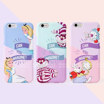 日本未入荷★Cotton Candy Alice iPhone5/5S/SE/6/6S ケース