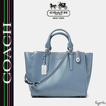 COACH★人気のクロスビー☆CROSBY CARRYALL IN LEATHER (33545)