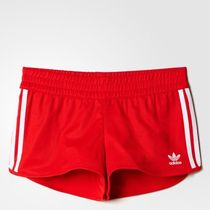 [adidas][Women's Originals]正規品 3STRIPES SHORTS AJ8418