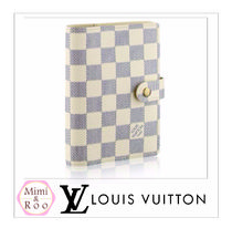 Louis Vuitton*☆アズール*AGENDA FONCTIONNEL PM*☆手帳