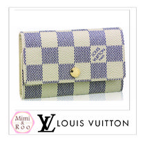 Louis Vuitton*☆アズール*MULTICLES 6☆*キーケース