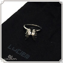 LUCIEN(ルシアン) 指輪・リング 国内発♪安心送料関税込[LUCIEN]リング ANGELICA ring mini #L