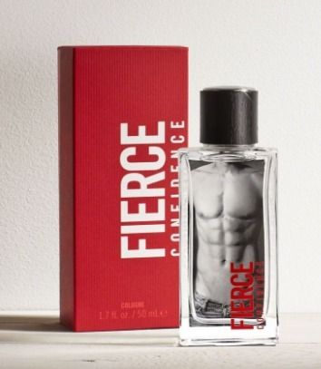 Abercrombie & Fitch FIERCE CONFIDENCE COLOGNE50ml