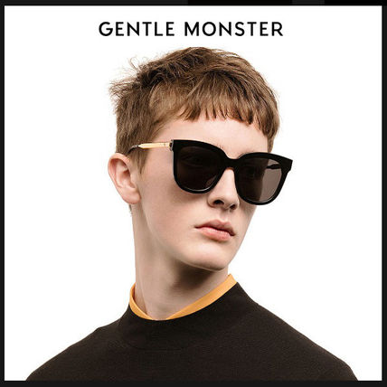 GENTLEMONSTER ABSENTE 01 GOLD sunglasses