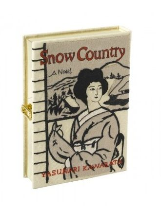 The Olympia Le Tan SNOW COUNTRY BOOK